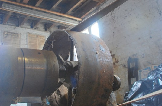 Line Shaft Pulley