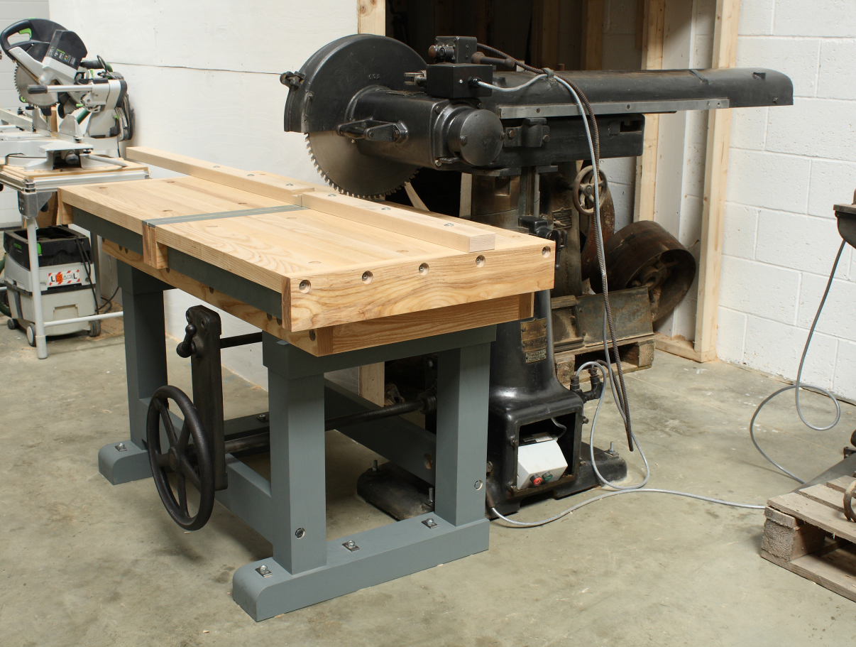 What S The Footprint For A Ras Quot Radial Arm Saw Quot Page 2