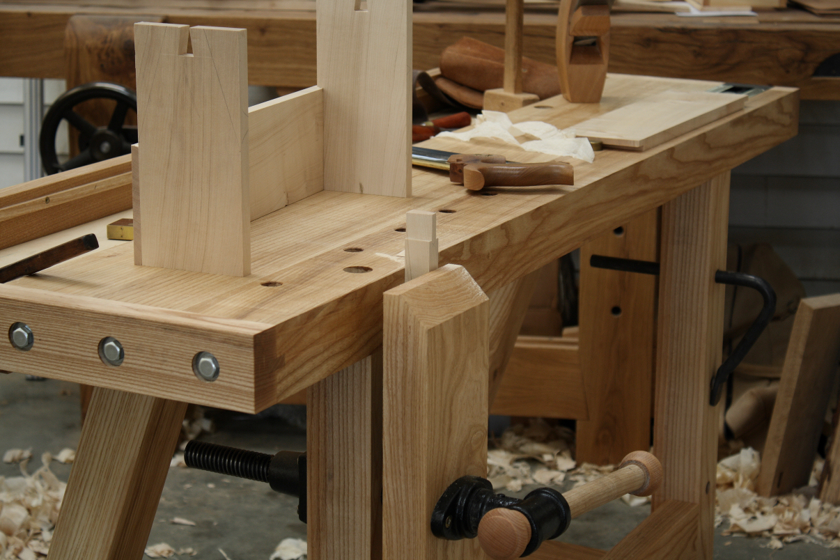 Traditional Woodworking Bench Plans | www.galleryhip.com - The Hippest ...