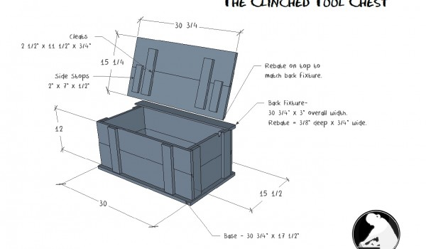 Clinched Tool Chest Plan