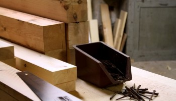 timber for workbench