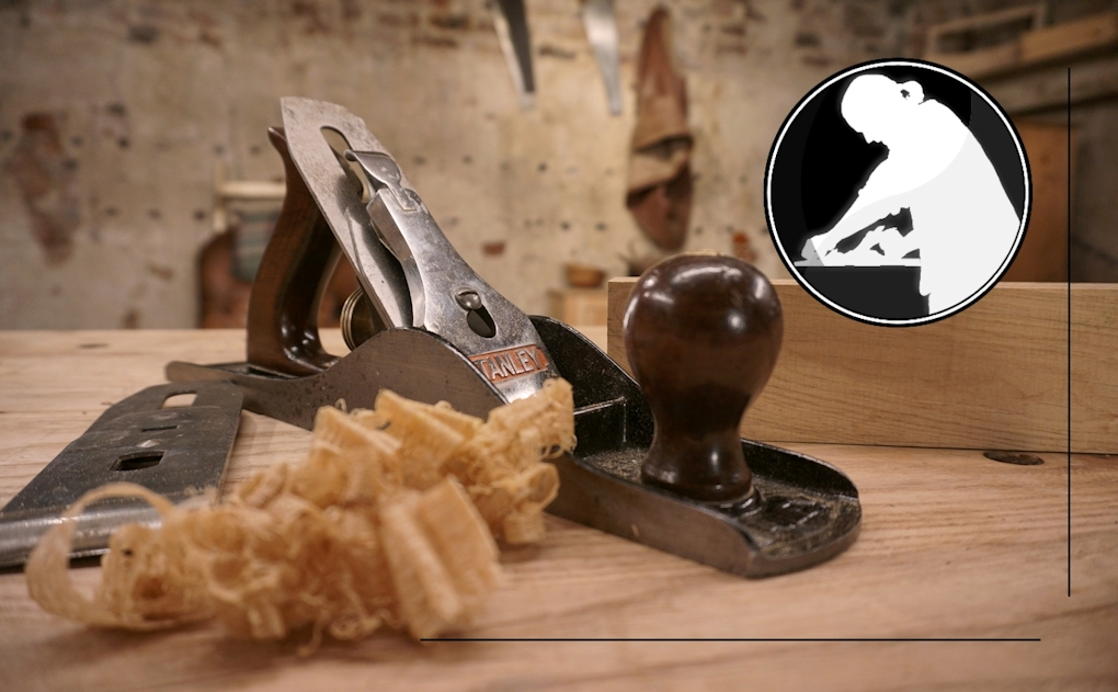 The Stanley no 5 bench plane