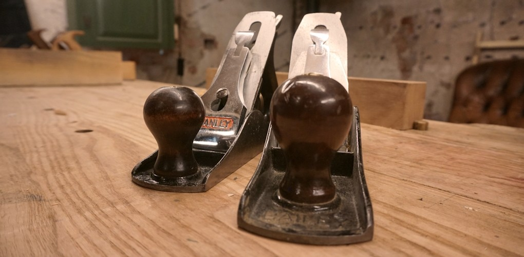 Stanley Hand planes No. 3 & 5