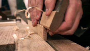 Online woodworking video