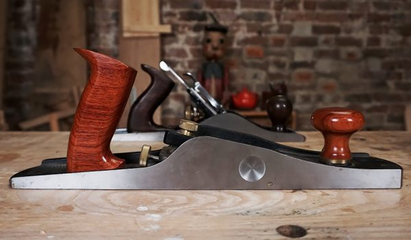Veritas bevel up jack plane with Stanley No 5