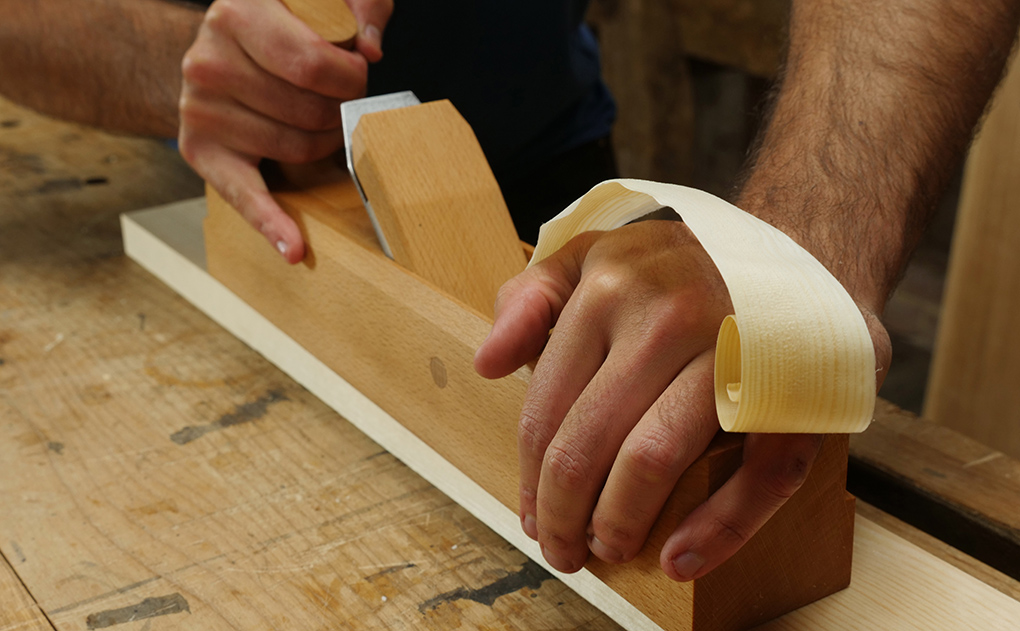 How To Set A Wooden Plane The English Woodworker