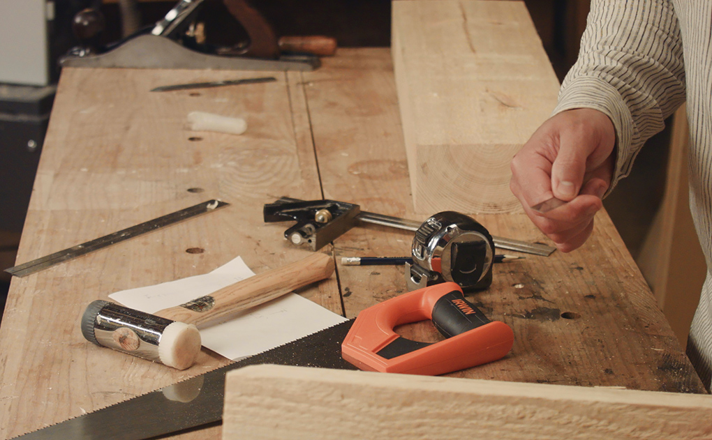 Tools That Need No Box - The English Woodworker
