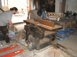 Machinery Removal – Part 1