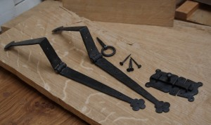 Medieval Cupboard – The Hardware