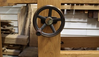 Maguire Handwheel Vice