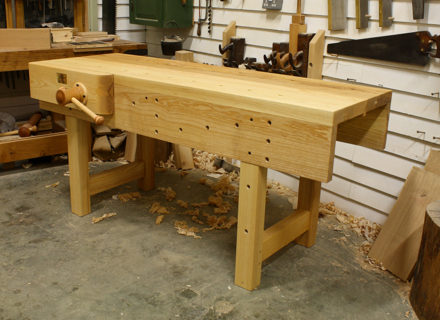 Empire Workbench in Stock - The English Woodworker