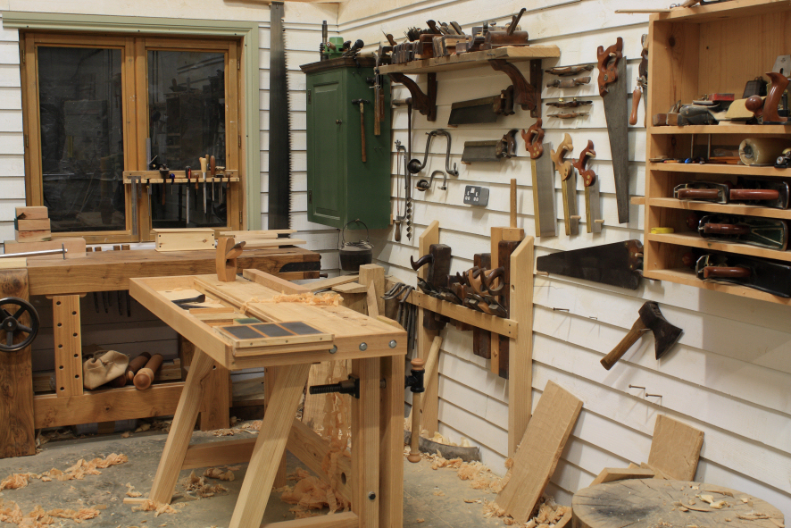 Tool Storage Solutions - The English Woodworker