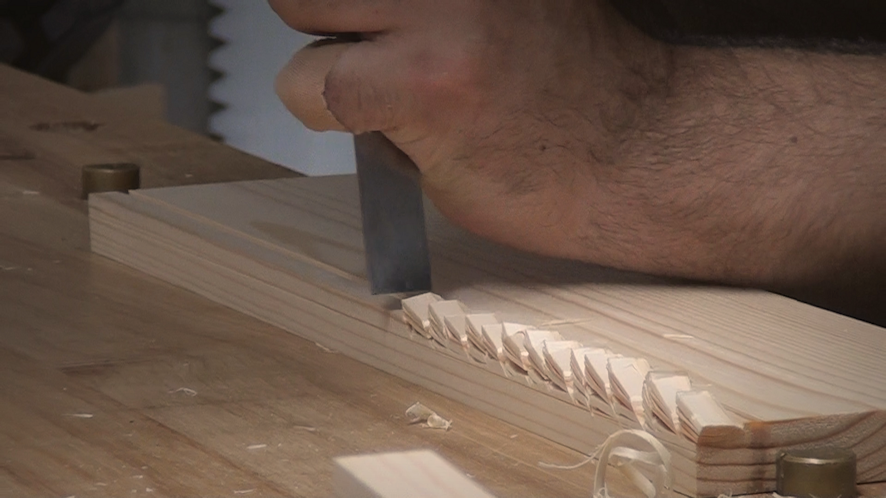How To Make A Rebate Joint By Hand With Or Without A