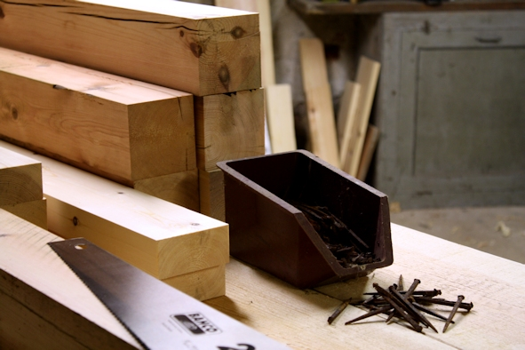 english workbench timber