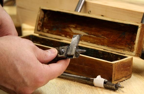 Adjustable auger