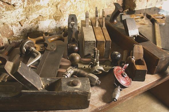 hand tool haul
