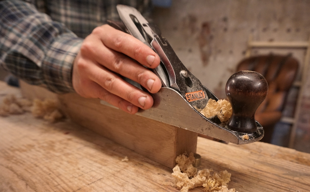 Stanley No. 3 Smoothing plane