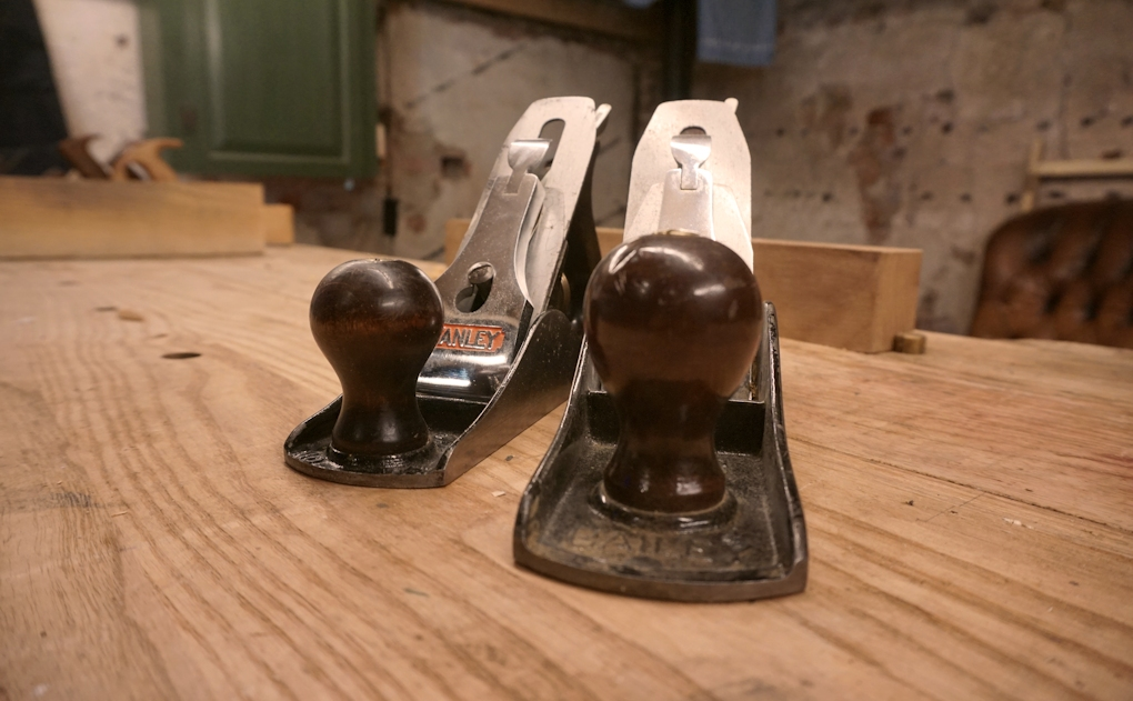 Stanley bench planes No. 3 & 5
