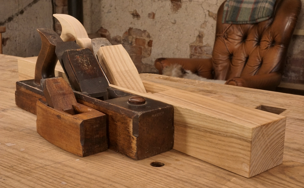 Wooden Hand Planes