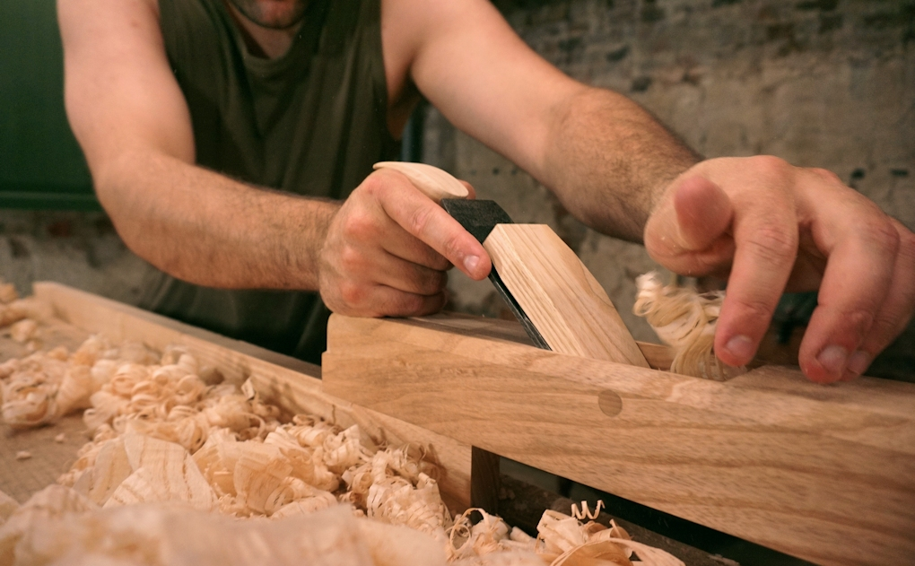 Wooden Hand Plane Build Updates The English Woodworker