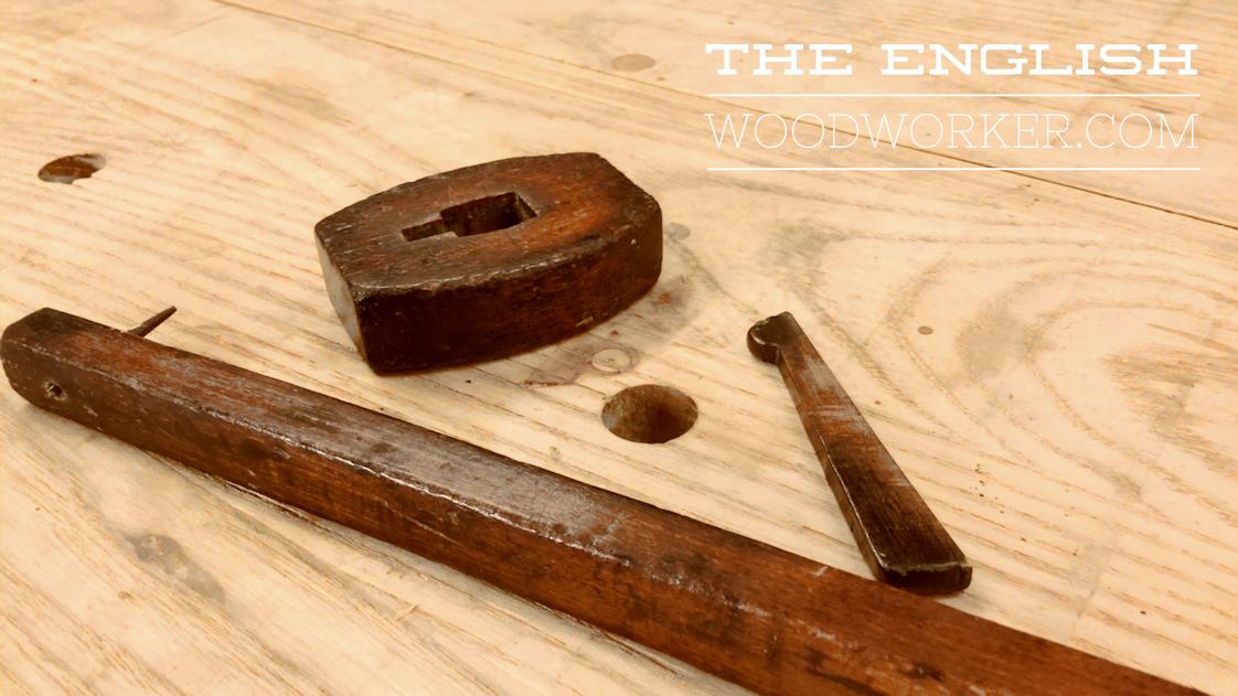 Beautiful HAWK TJ1425  6 Inch Wood Hand Marking Gauge Woodworking