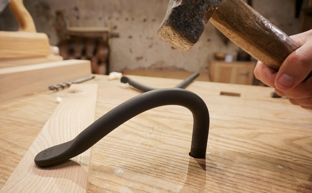 Workbench Holdfasts The English Woodworker
