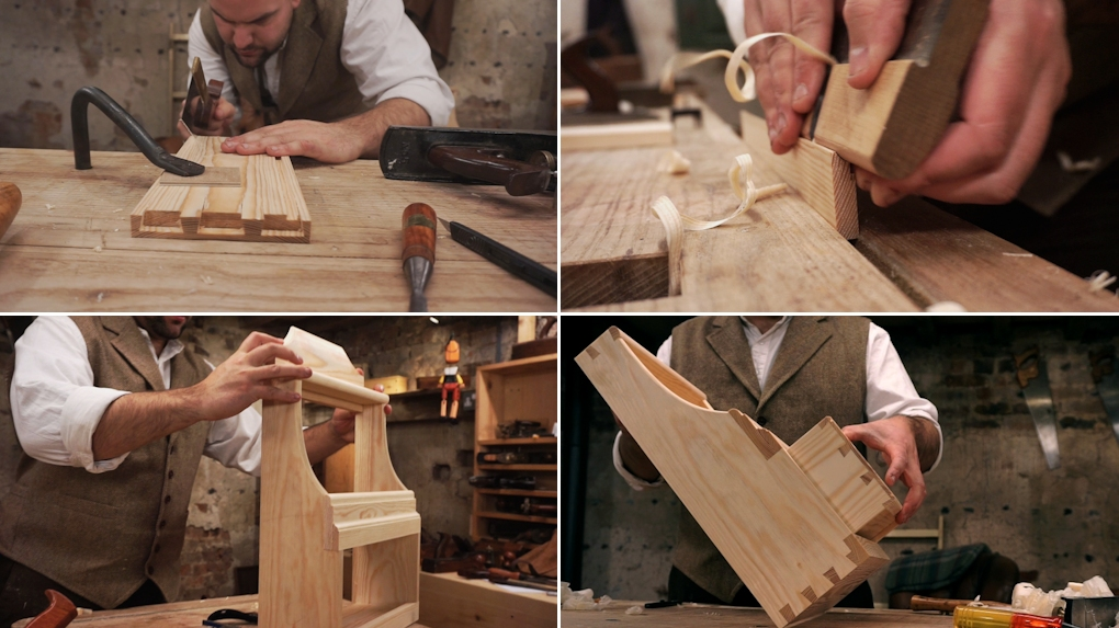 Refine your hand tool skills with this video series