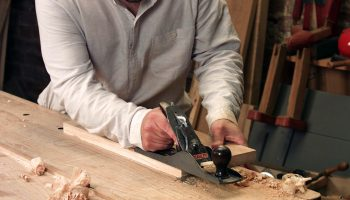 board flattening by hand