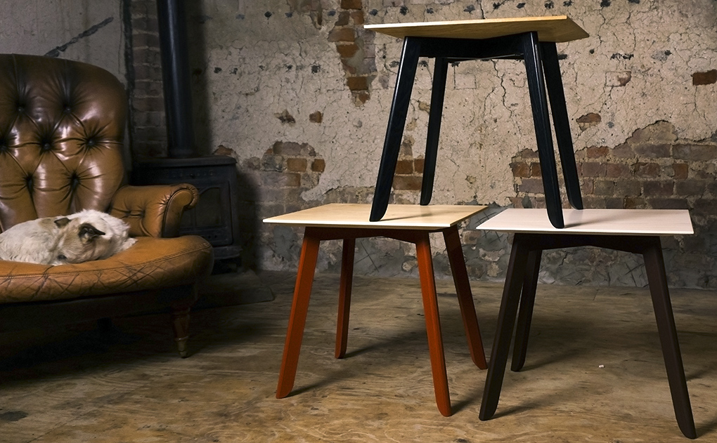 The Side Table Bridle Guides Video Series How To Build Furniture - How to build a side table