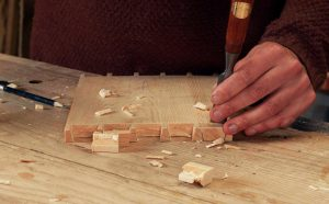 Chisels For Dovetailing