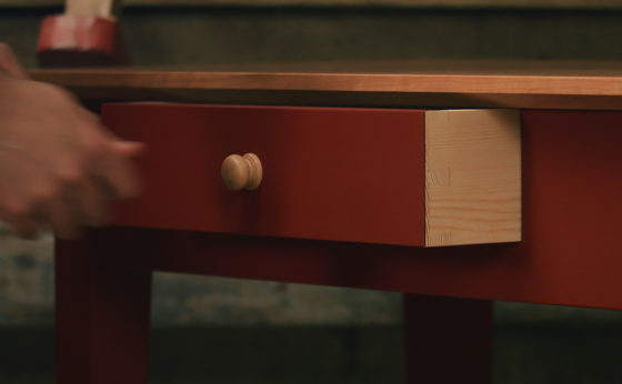 Build A Hall Table – NEW Video Series