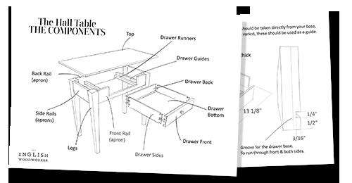 pdf plans table project