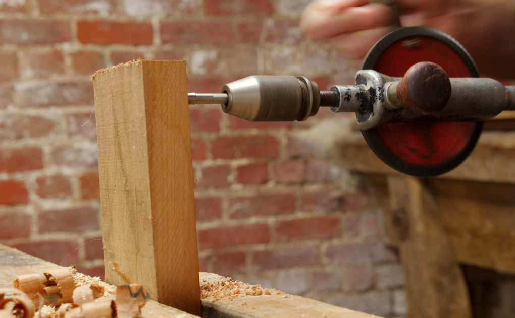 Drill Bits For Hand Drills