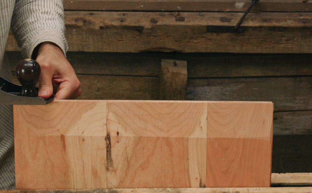 gluing top without alternating growth rings