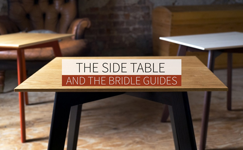 learn to build a table by hand