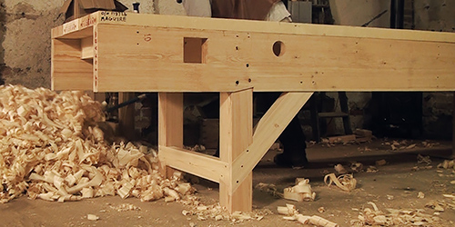 building a traditional workbench