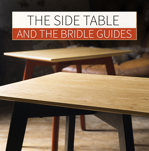 how to build a side table video