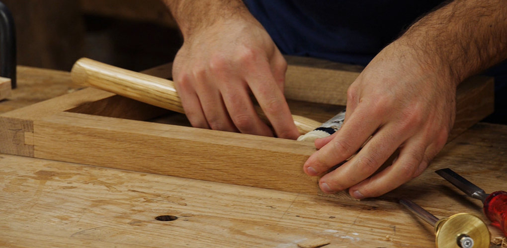 joinery mallet for assembly