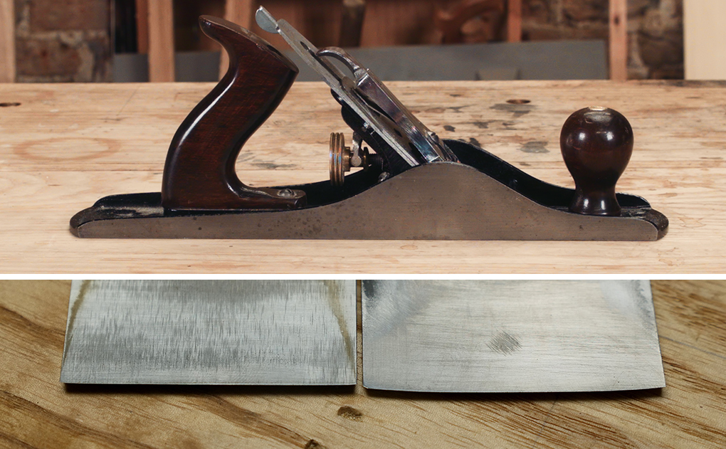 Iron Cambers – Optimising Your Hand Planes