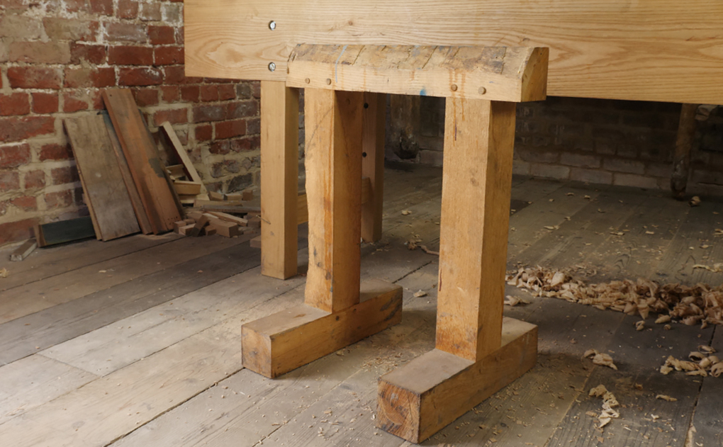 Saw Horses Do You Need A Set The English Woodworker