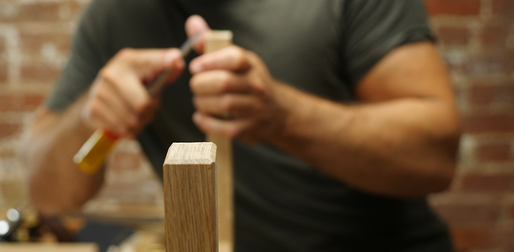 learn traditional woodworking
