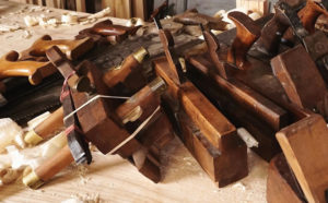 used woodworking hand tools