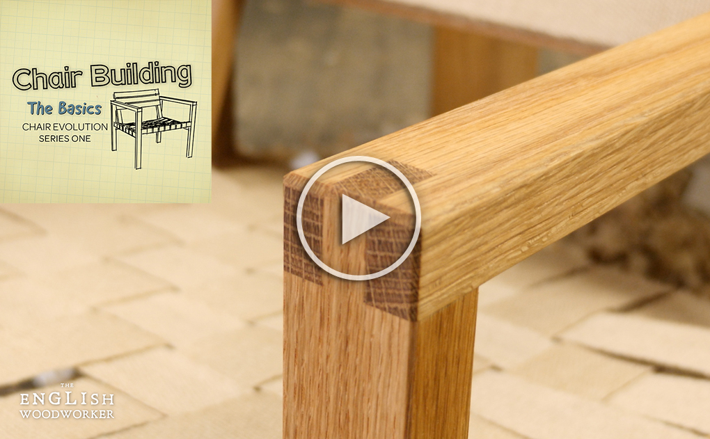 How To Build A Chair – Video