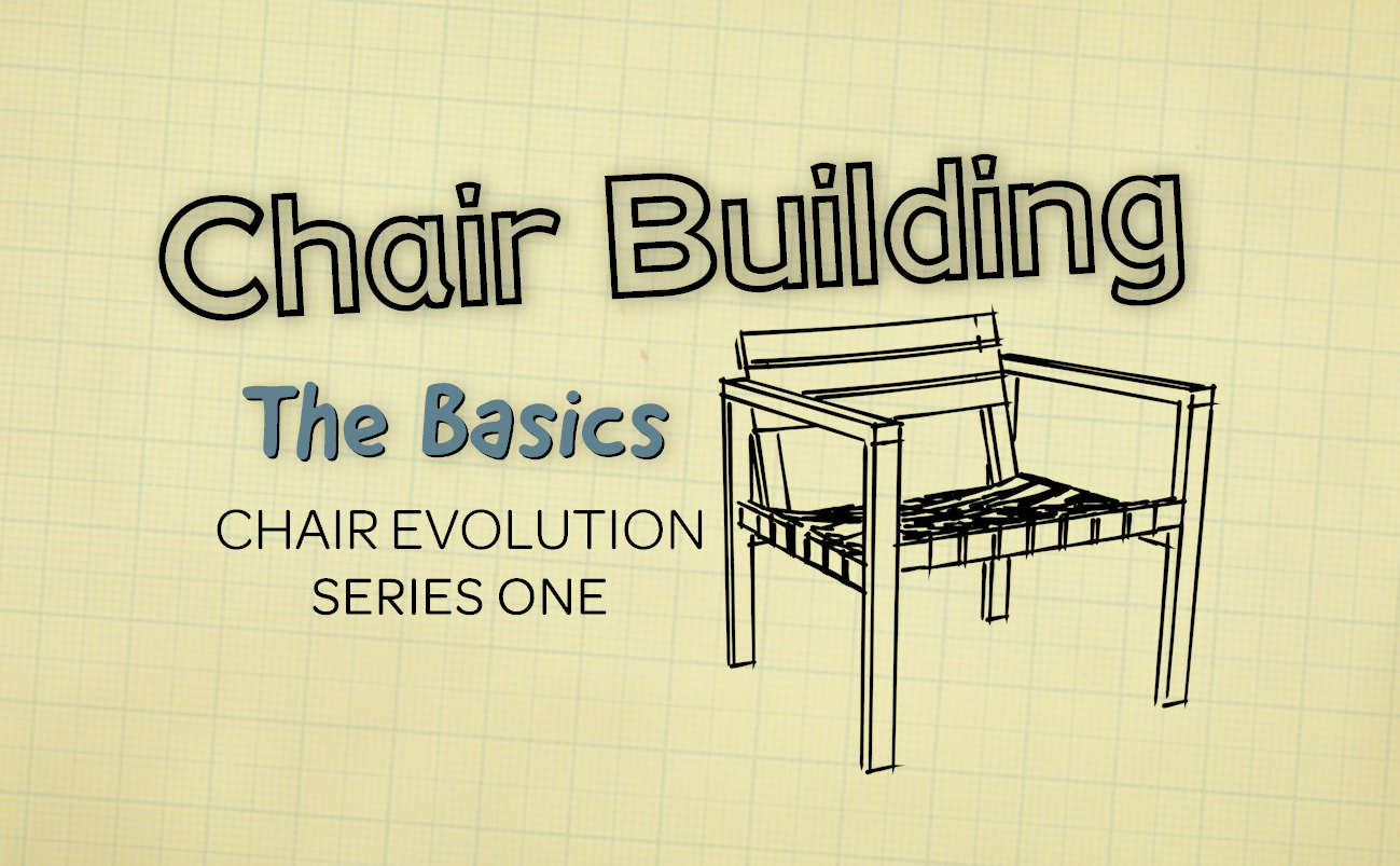 how to build a chair video