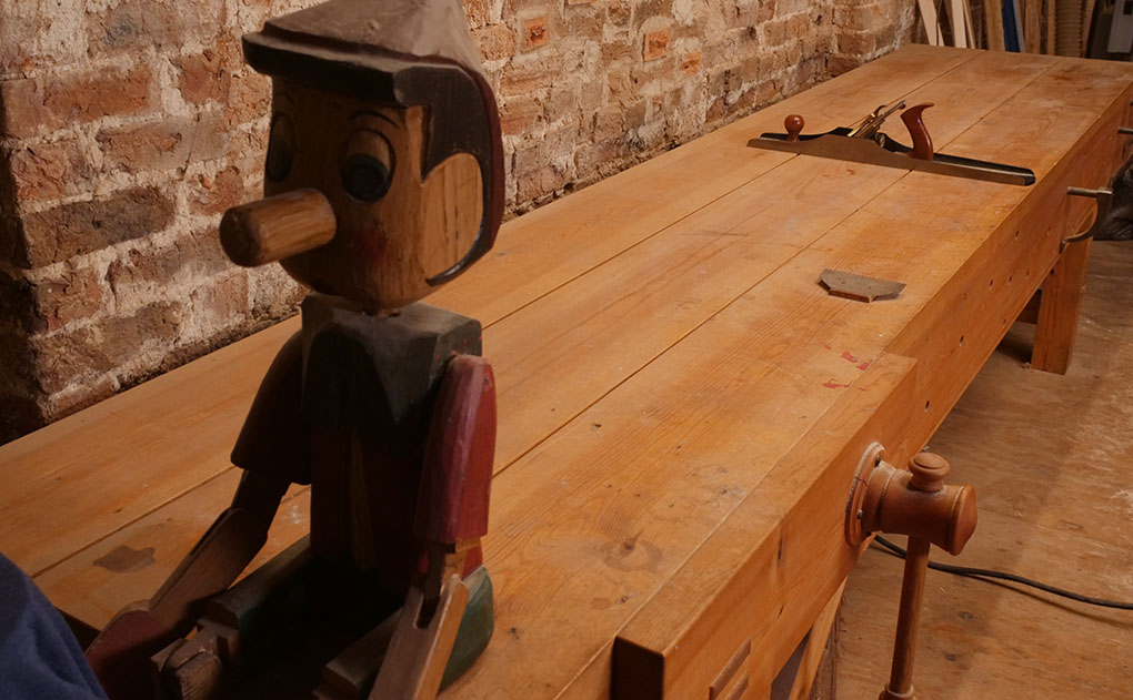 Brilliant The Most Stable Workbench Top The English Woodworker Dailytribune Chair Design For Home Dailytribuneorg